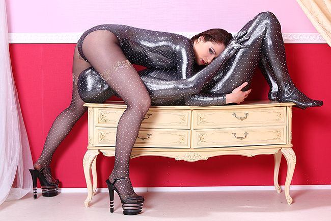 Pantyhose and Alien